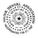 Maine Dental Association logo